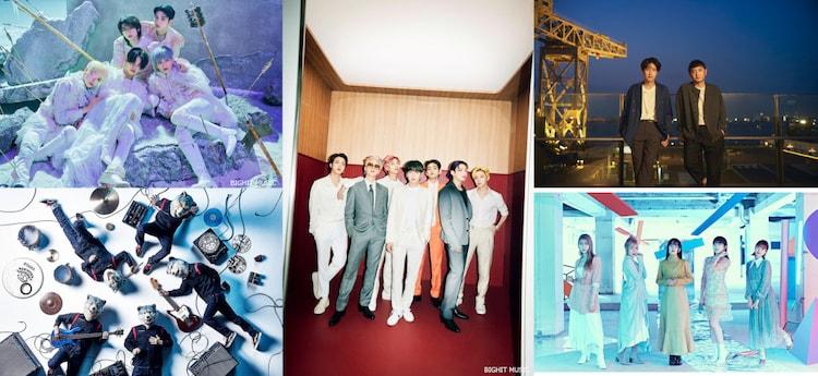 TBS系「CDTVライブ!ライブ!」2021年6月21日(月)放送回出演者