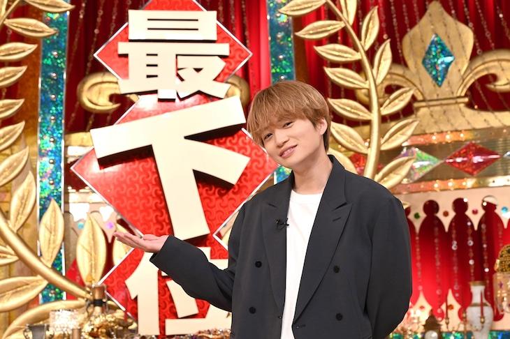 菊池風磨(Sexy Zone)(画像提供:読売テレビ)