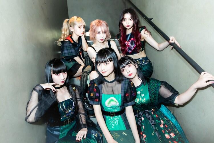 「ZOC FOR PRAYER TOUR 2021 SUMMER」東京・TSUTAYA O-EAST公演より、バックステージの様子。(Photo by Masayo)