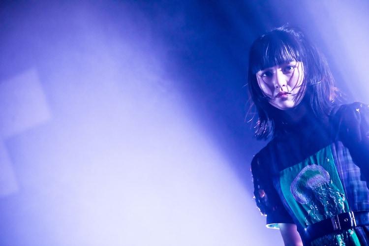 鎮目のどか(Photo by Masayo)