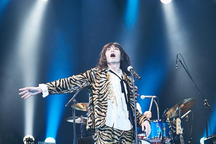 「志磨遼平『IDIOT TOUR 2020』-TOKYO IDIOT-」の様子。(撮影:粂井健太)