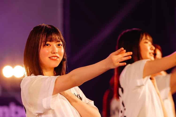 幸阪茉里乃(撮影:上山陽介)