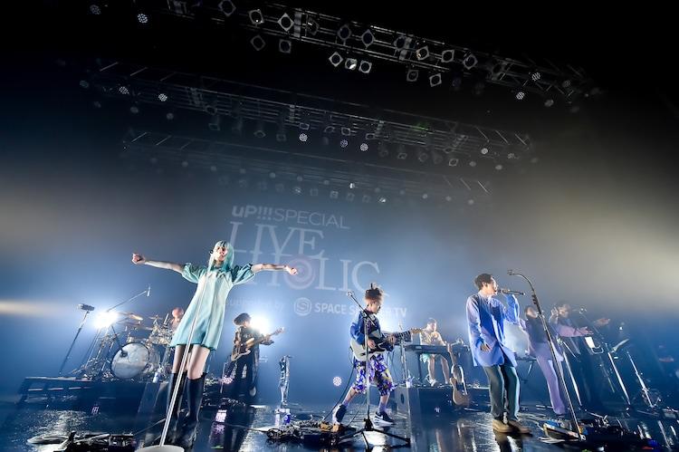 Awesome City Club(Photo by AZUSA TAKADA)