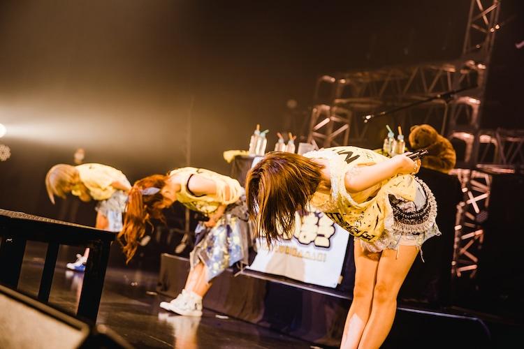 「ボクらの熊魂 THE LAST LIVE ~これが あゆみくりかまき だ~」の様子。(Photo by mao)