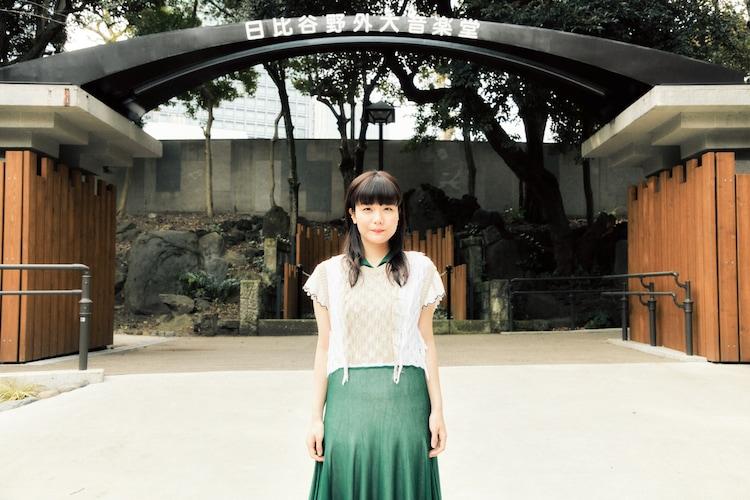 吉澤嘉代子(撮影:山川哲矢)