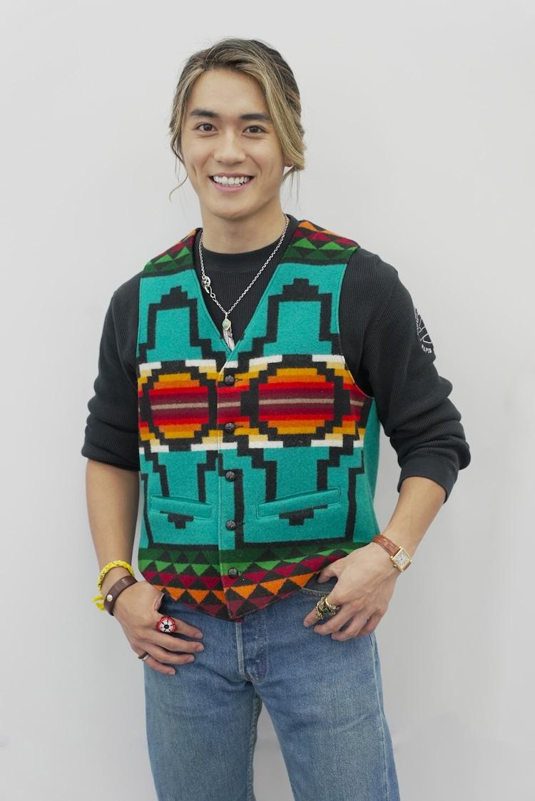 砂田将宏(BALLISTIK BOYZ from EXILE TRIBE)