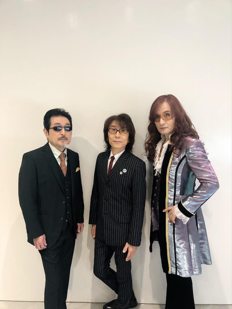 THE ALFEE (c)日本テレビ