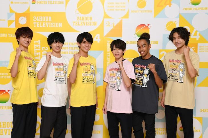 Aぇ! group (c)読売テレビ