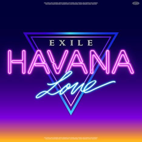 EXILE「HAVANA LOVE」配信ジャケット