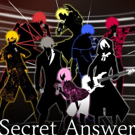 XYZ「Secret Answer」配信ジャケット