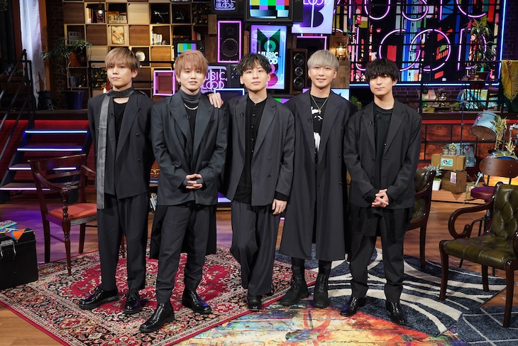 Da-iCE (c)日本テレビ