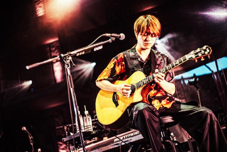 Toru(G)(Photo by Kazushi Hamano)