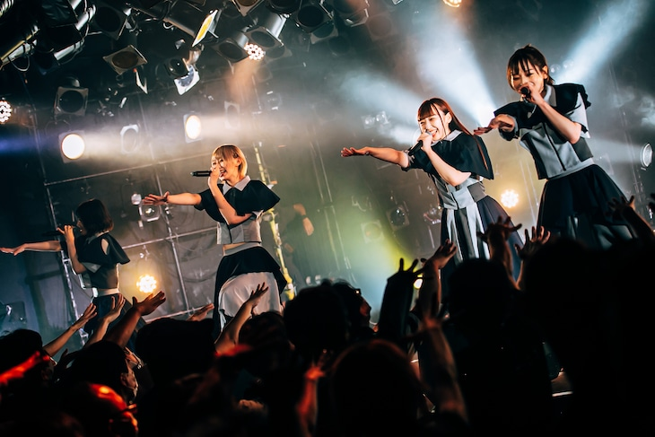 「Malcolm Mask McLaren Summer TOUR 2021『It's A New Day』」ファイナル公演の様子。(写真提供:エイジアプロモーション)