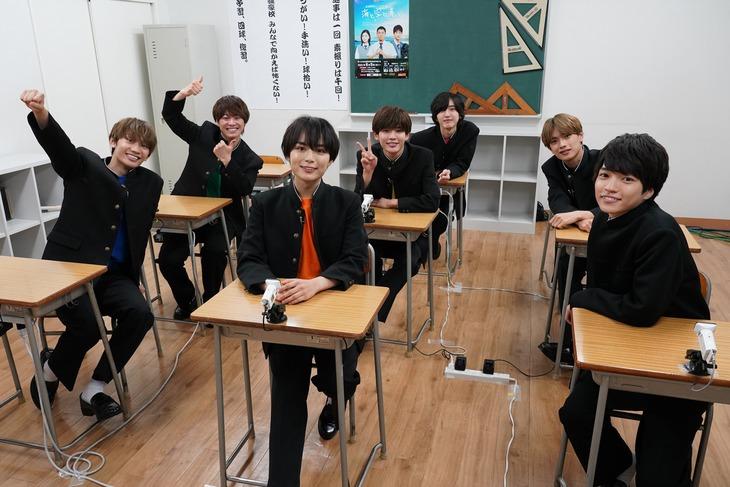 なにわ男子(関西ジャニーズJr.)(c)ABC