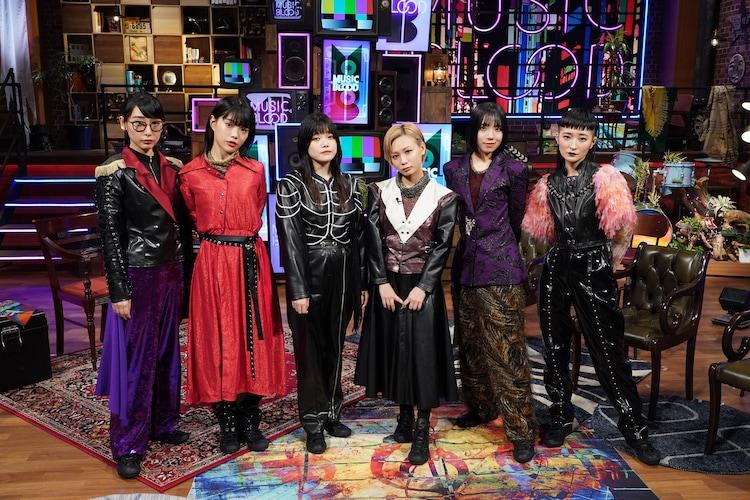 BiSH (c)日本テレビ
