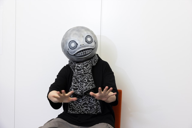 ヨコオタロウさん