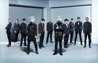 スカパラがミニアルバムリリース、新曲ゲストボーカルはマンウィズTokyo Tanaka&Jean-Ken Johnny