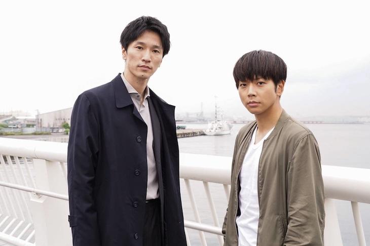 左から増田昇太、増田貴久。(c)日本テレビ