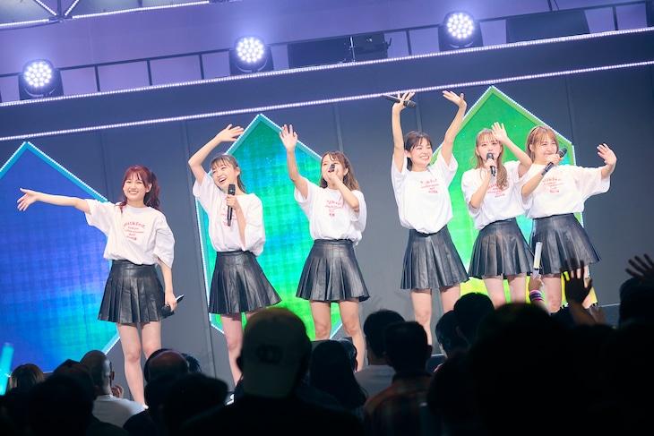 東京パフォーマンスドール「DANCE SUMMIT The Final」の様子。(Photo by Jumpei Yamada)
