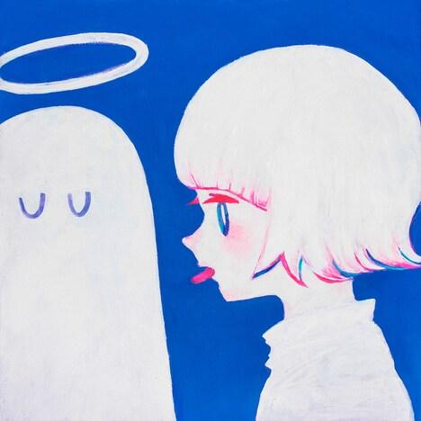 Daoko&TAAR「groggy ghost」配信ジャケット