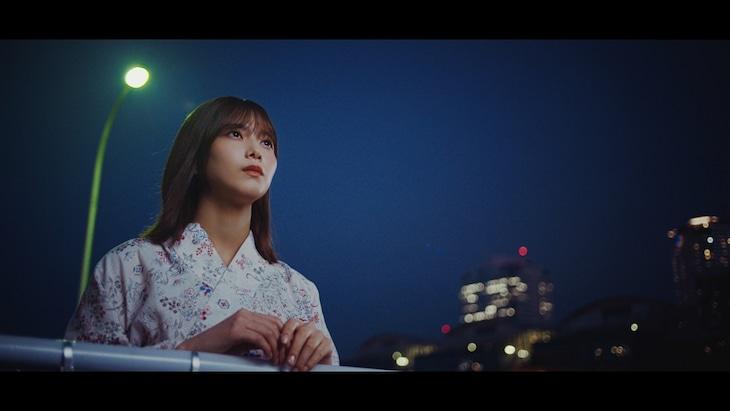櫻坂46「無言の宇宙」ミュージックビデオのサムネイル。