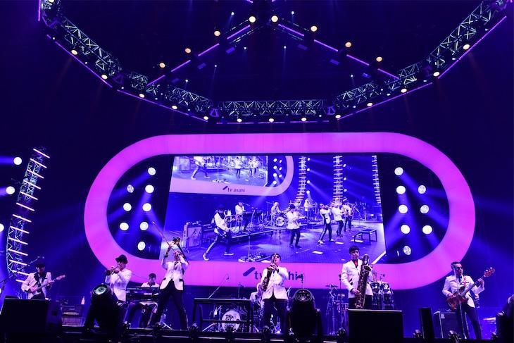 東京スカパラダイスオーケストラ (c)テレビ朝日ドリームフェスティバル2021 / 写真:岸田哲平
