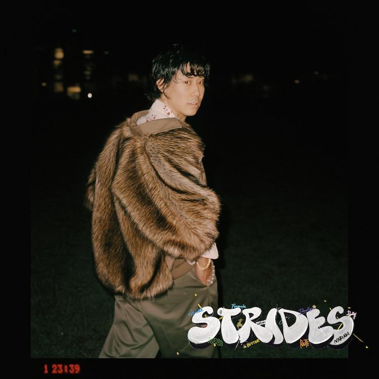 小袋成彬「Strides」配信ジャケット