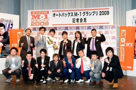 東京大会に出場したNON STYLE、キングコング、ナイツ、U字工事は順調に3回戦へと駒を進めている。