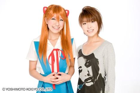 年内いっぱいで別々の道を歩むことになる桜の2人。写真左が稲垣早希、右が増田倫子。