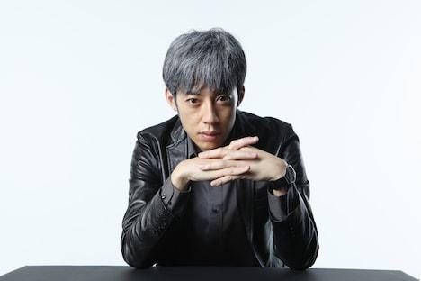 ゴタ消し白虎こと白井虎次郎を演じる西野亮廣(キングコング)。