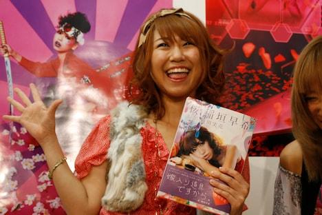 初の写真集「桜 稲垣早希」を発売した桜 稲垣早希。