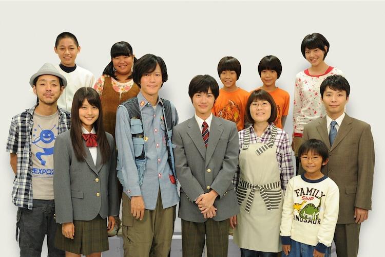 アラウンド 40 ドラマ