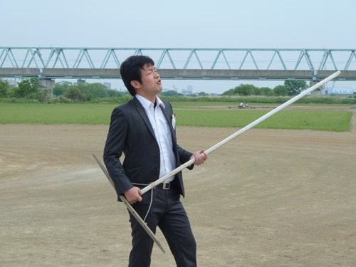 ガリベンズ矢野「上田ちゃんネル」(c)テレビ朝日