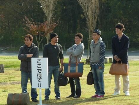 「ダウンタウンのガキの使いやあらへんで!! 大晦日年越しスペシャル!! 絶対に笑ってはいけない熱血教師24時!」(c)日本テレビ