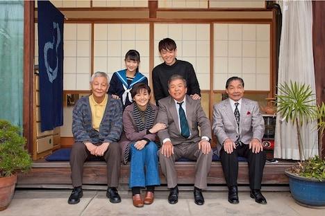 2013年1月4日(金)放送「笑福亭仁鶴50周年記念ドラマ『だんらん』」。(c)KTV