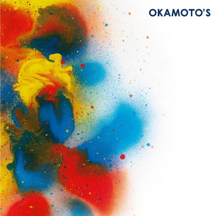 OKAMOTO'Sの4thアルバム「OKAMOTO'S」ジャケット。