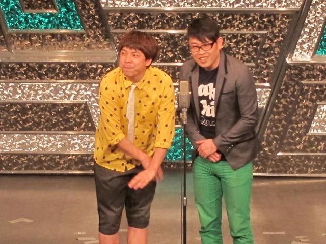 NOTTV「東京よしもとグランドスラム」5月の1位を獲得したギンナナ。