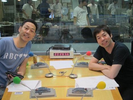 今田耕司がパーソナリティ、東野幸治が出演のラジオ「今田耕司のオールナイトニッポンGOLD」(ニッポン放送)。