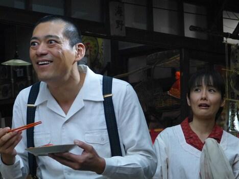 テレビ西日本開局55周年記念ドラマ「めんたいぴりり」(c)TNC