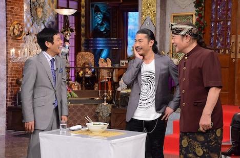 「明石家さんまの転職DE天職2」(c)日本テレビ