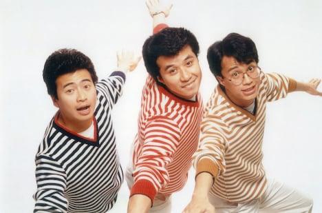 「こまつ座 第104回公演『てんぷくトリオのコント』~井上ひさしの笑いの原点~」に出演するコント赤信号。