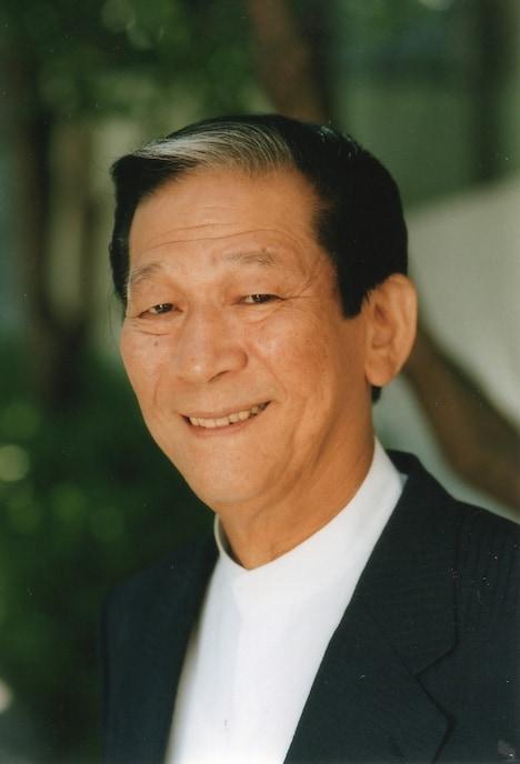 日本喜劇人協会の会長を務める小松政夫。