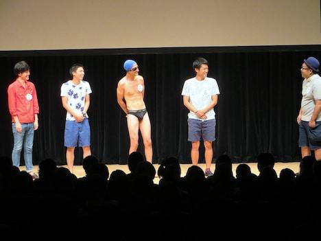 「神田Pのアイドルプロジェクト」で5名中4名が合格と聞いただけでキレる岸。