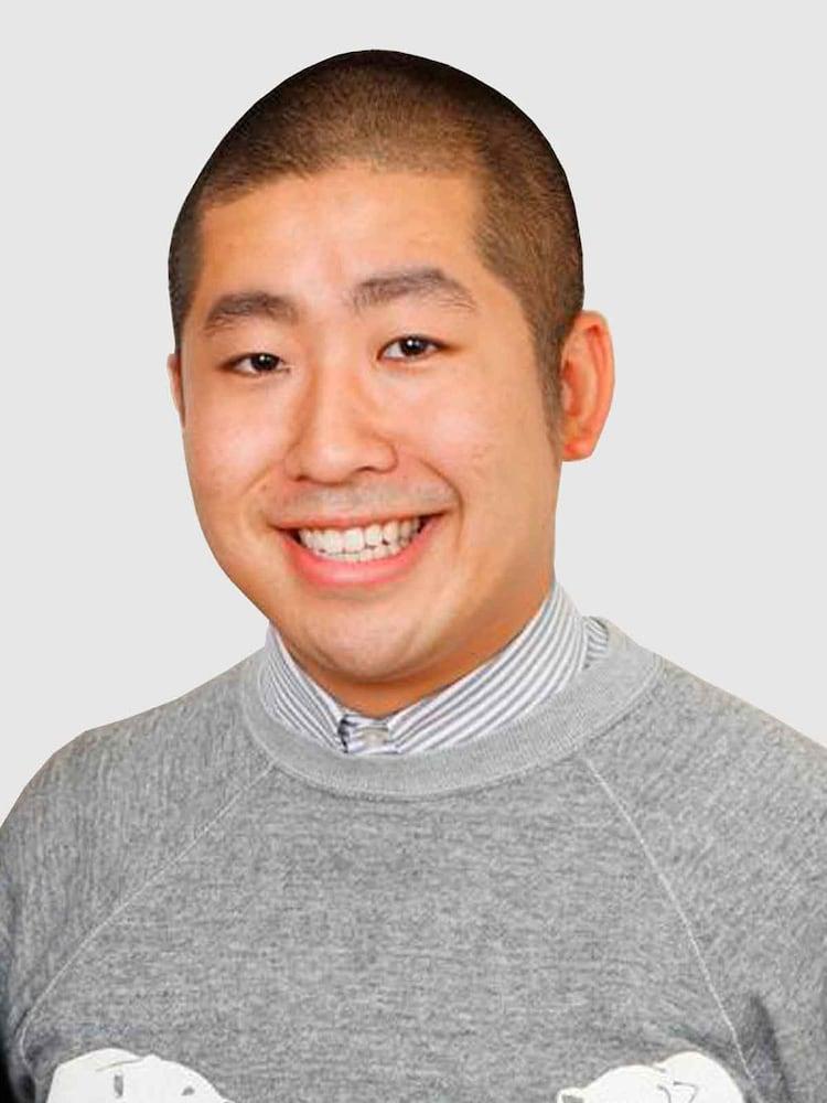 解答者のハライチ澤部。(c)NHK