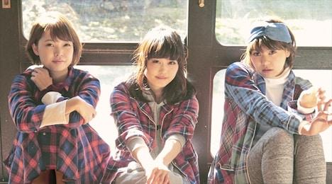 Negicco。左からKaede、Nao☆、Megu。