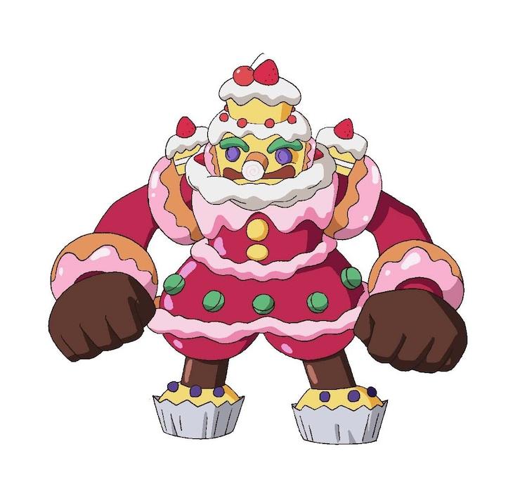 土屋演じる「お菓子の魔神」。(c)やなせたかし/フレーベル館・TMS・NTV (c)やなせたかし/アンパンマン製作委員会2015
