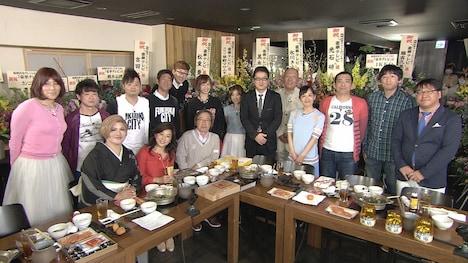 「福岡出身タレントがつくる!! 豪華(すごか)テレビ 芸能界を支えているのは福岡県人だ」のワンシーン。 (c)FBS