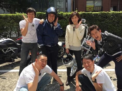 「笑神様は突然に…」チームRGツーリングクラブ (c)日本テレビ
