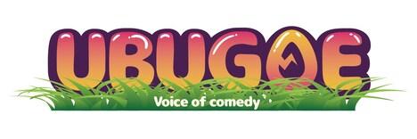 「UBUGOE」ロゴ
