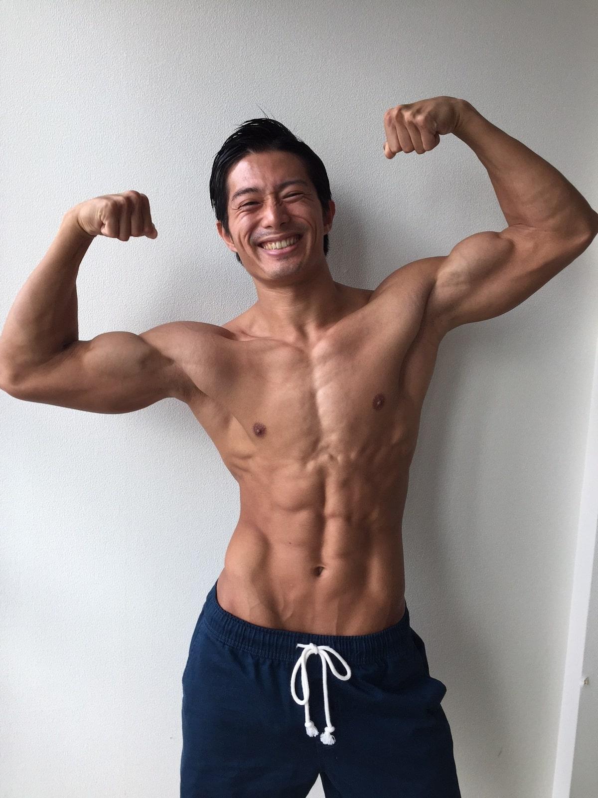超新塾コアラ小嵐が筋肉について語るセミナー開催 - お笑いナタリー